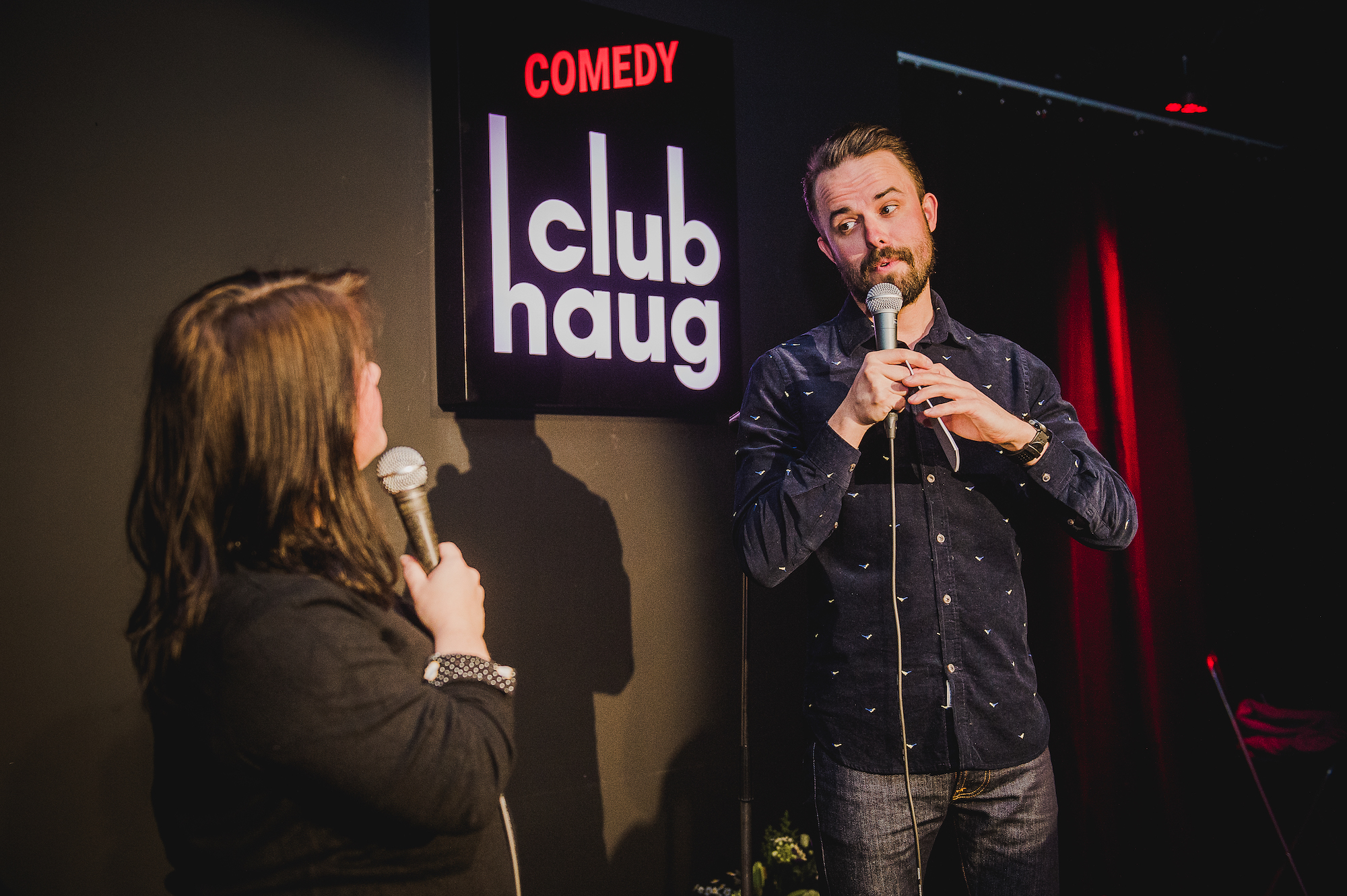 Comedy Club Haug