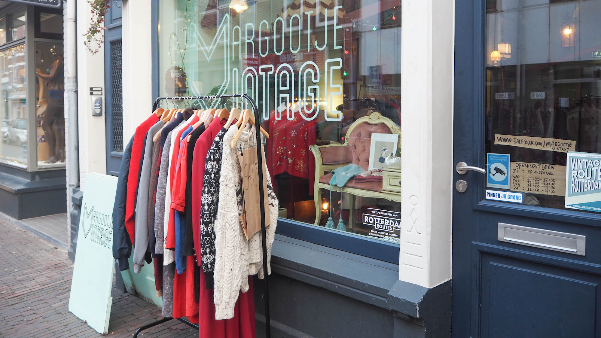 10x Vintage Shops In Rotterdam That Are Worth A Visit Htspt
