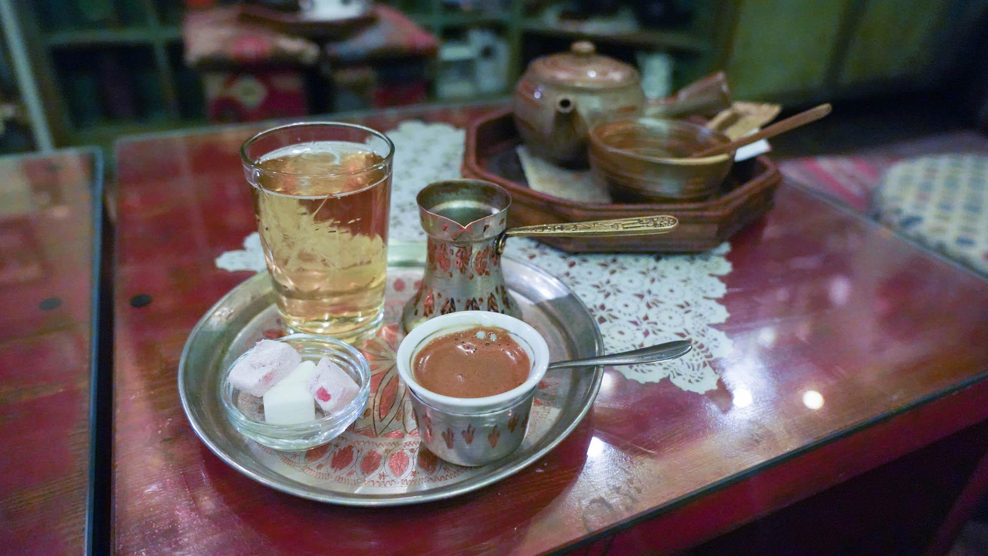 Teahouse Džirlo Sarajevo