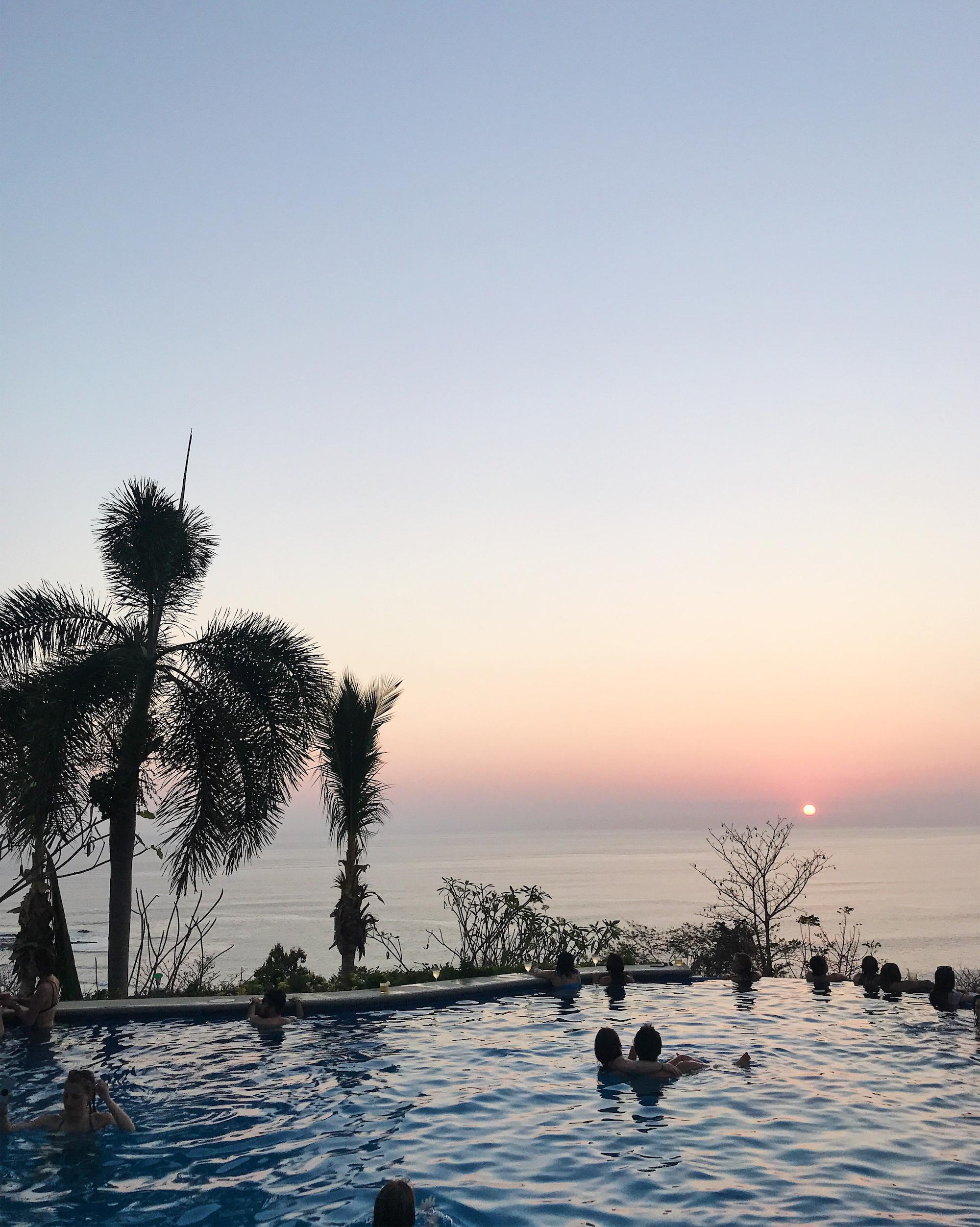 Vista de Olas zwembad