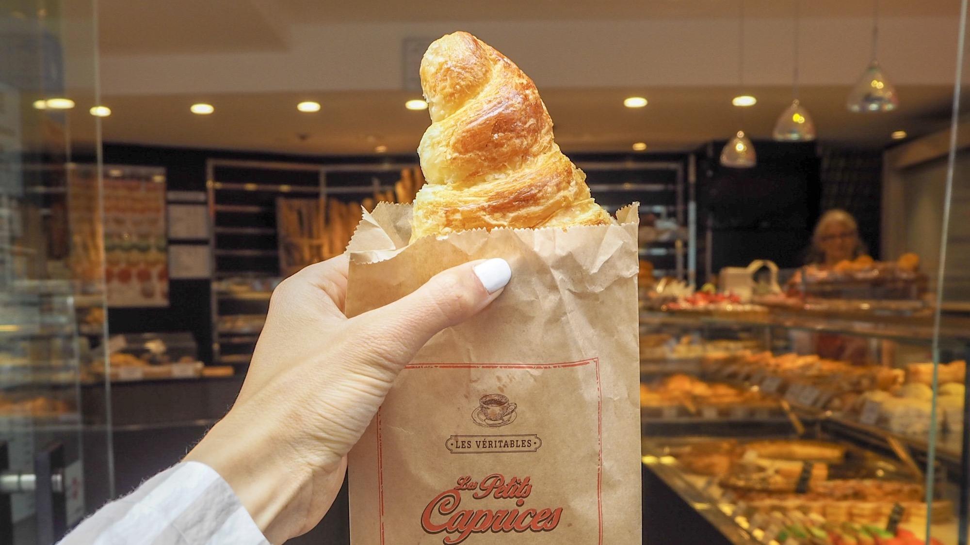 Croissant - Au Levain d'Antan