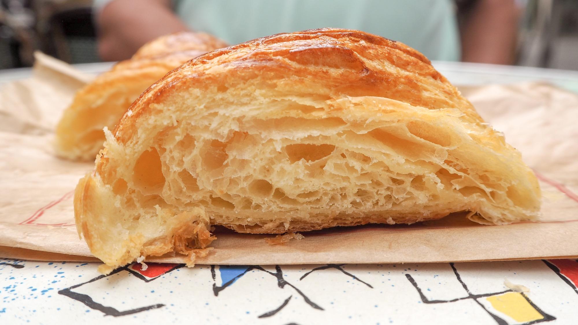 Croissant - Au Levain d'Antan II