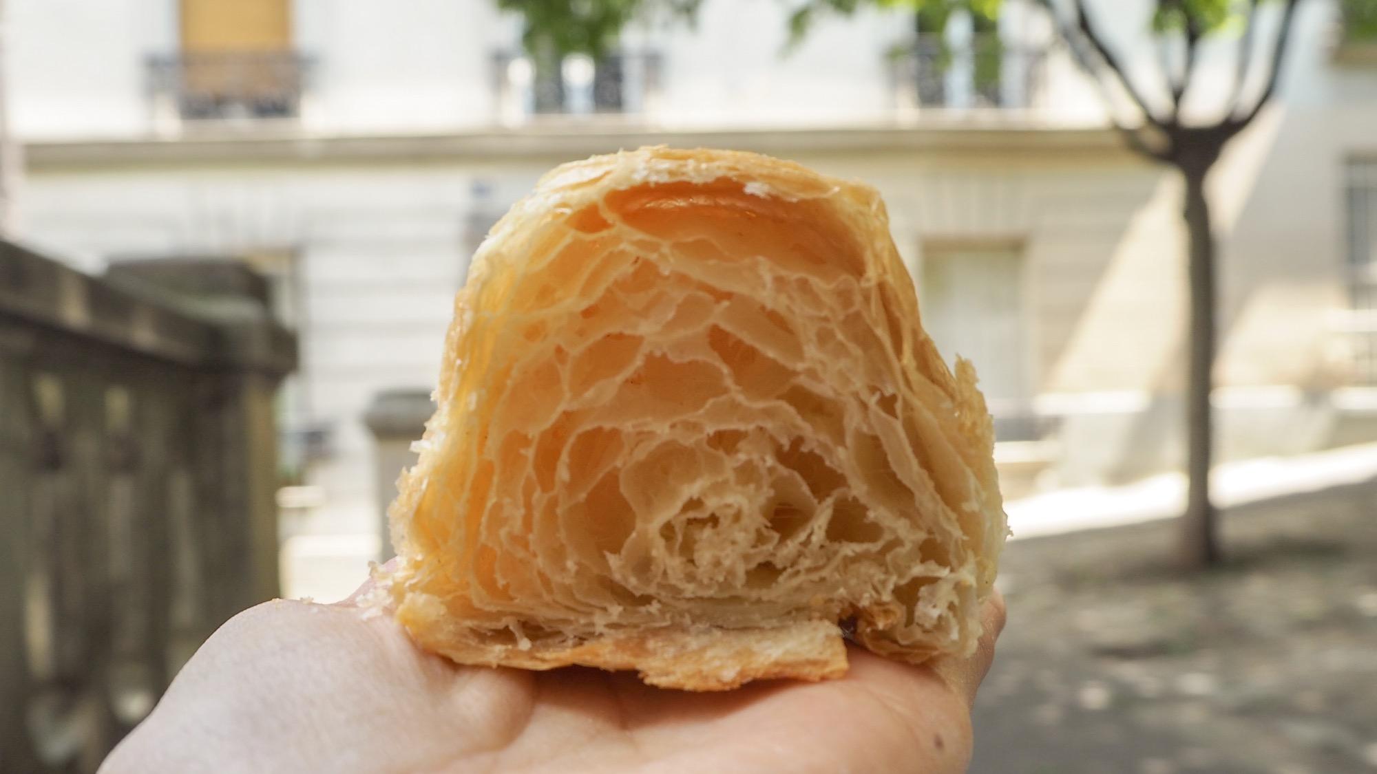 Croissant Le Grenier a Pain II
