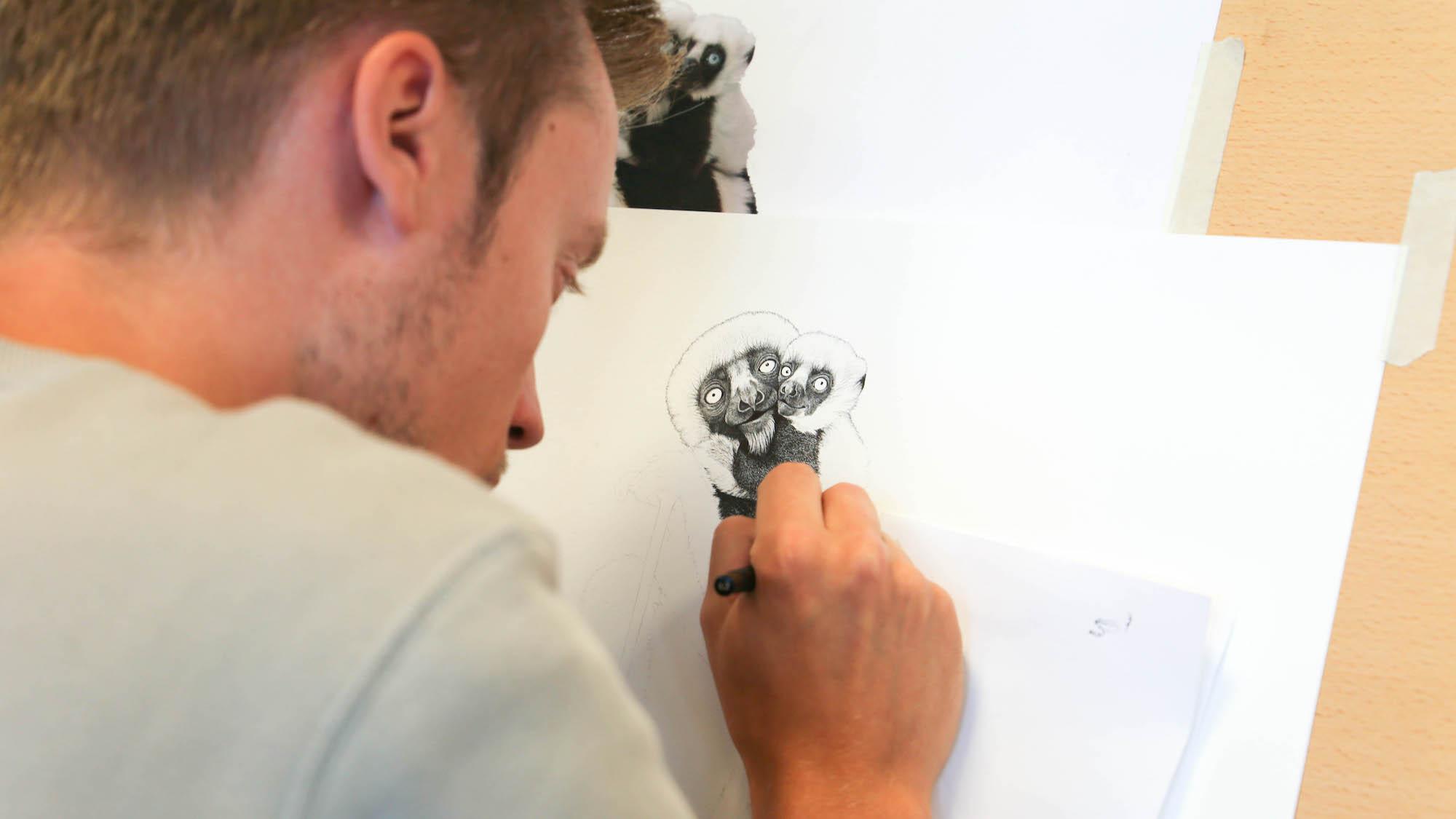 Illustrator Ferdy Remijn