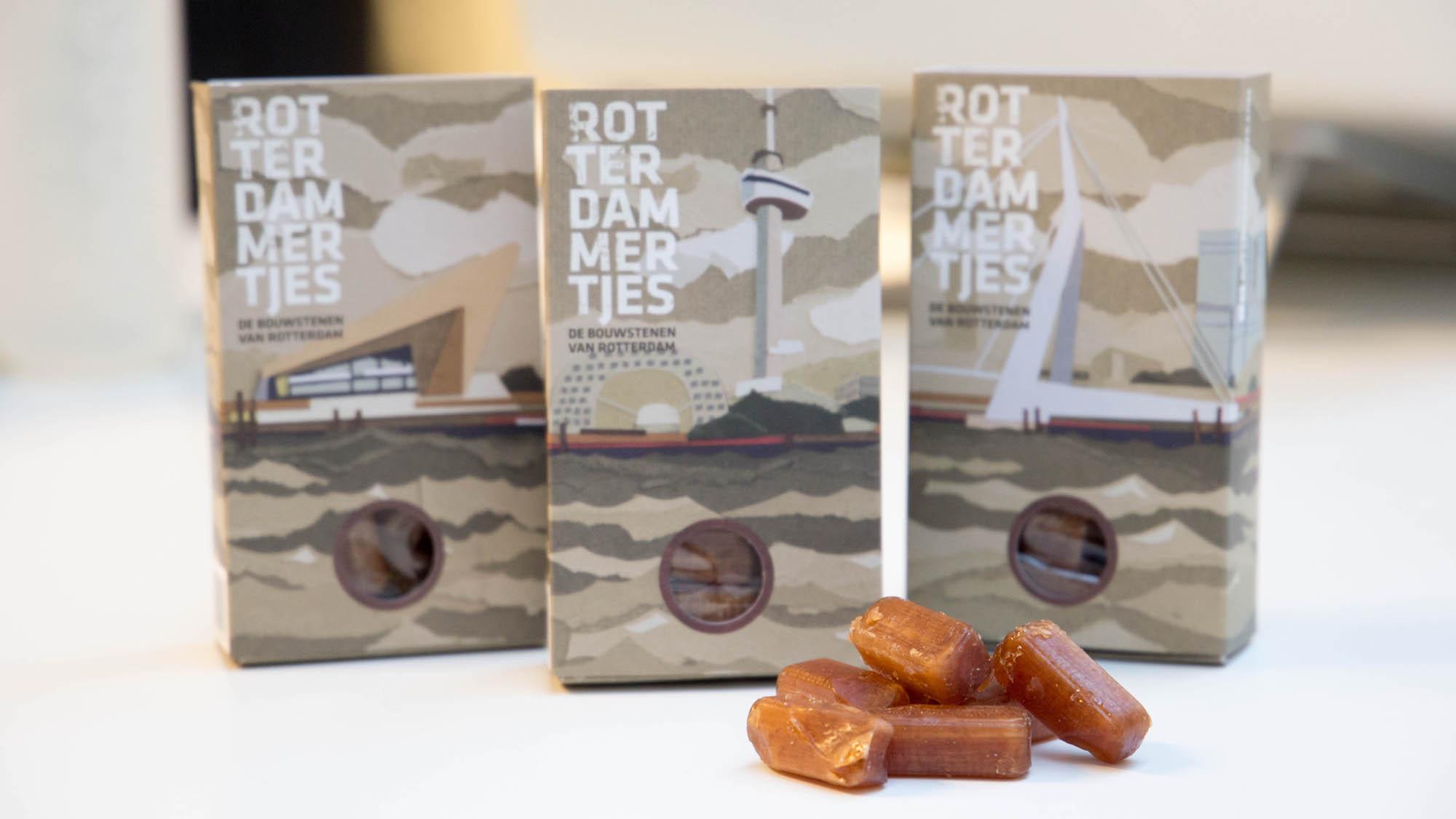 Rotterdammertjes - Rotterdams snoep