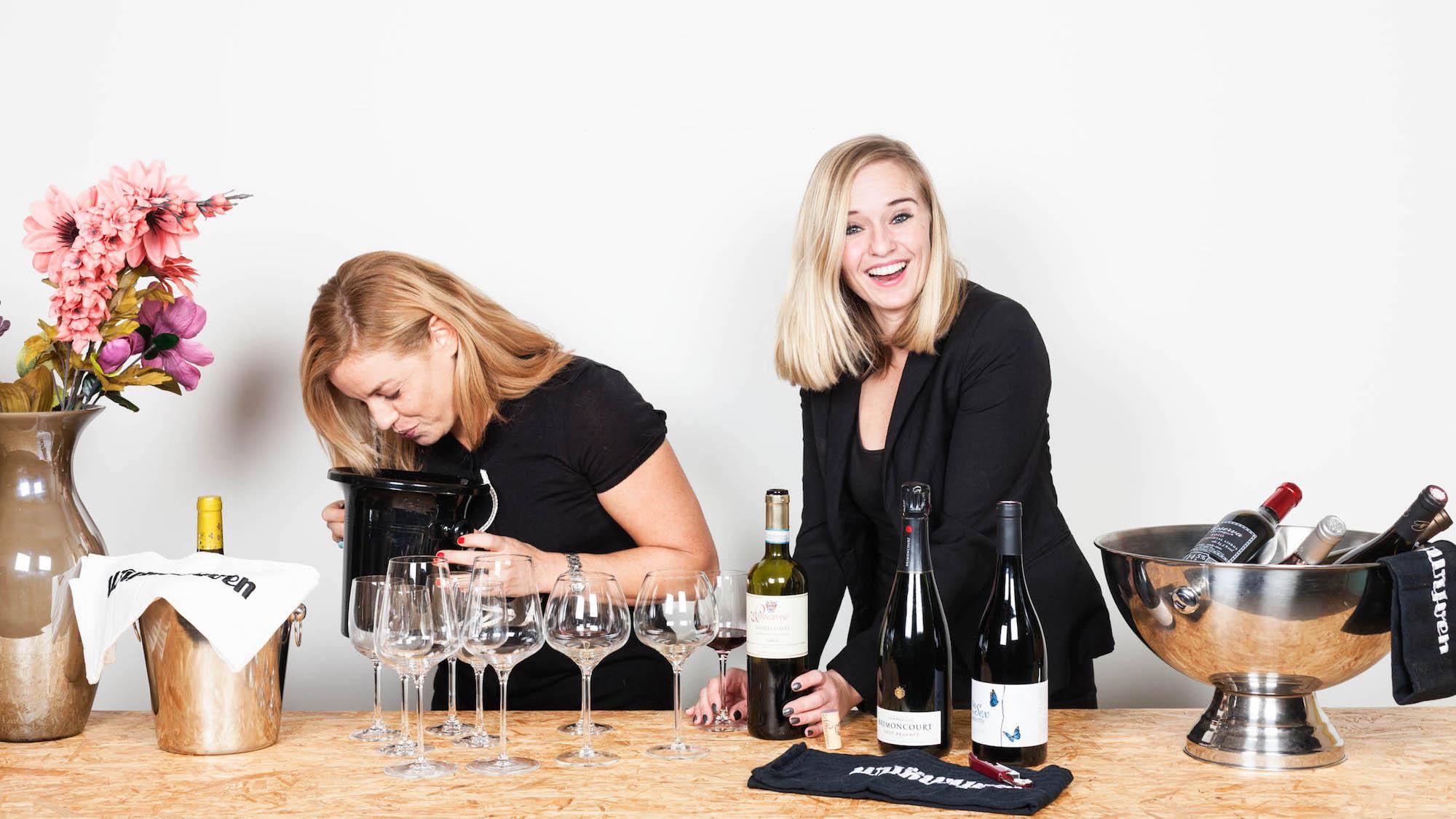 De Wijnwijven