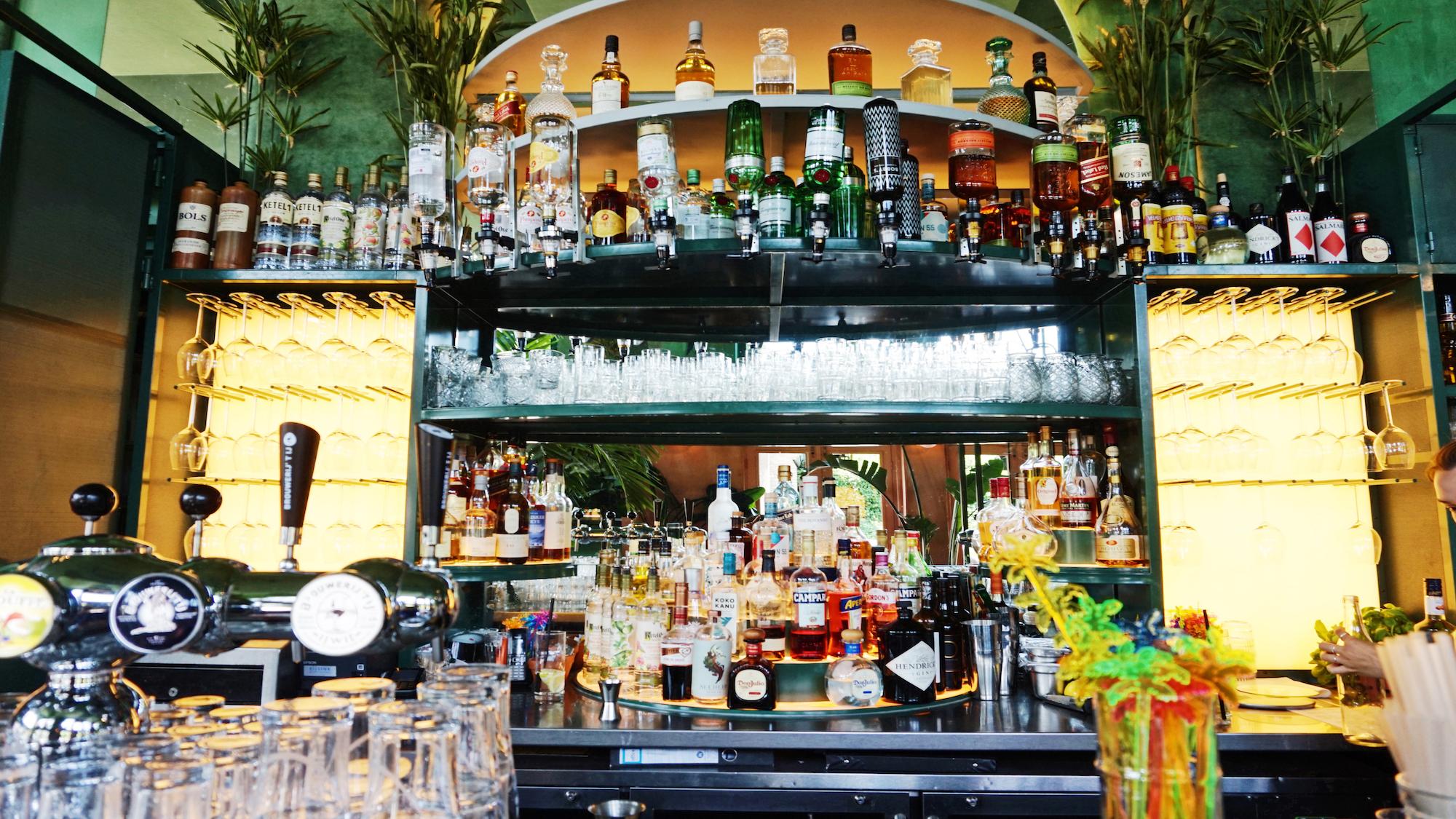 Bar Botanique bar