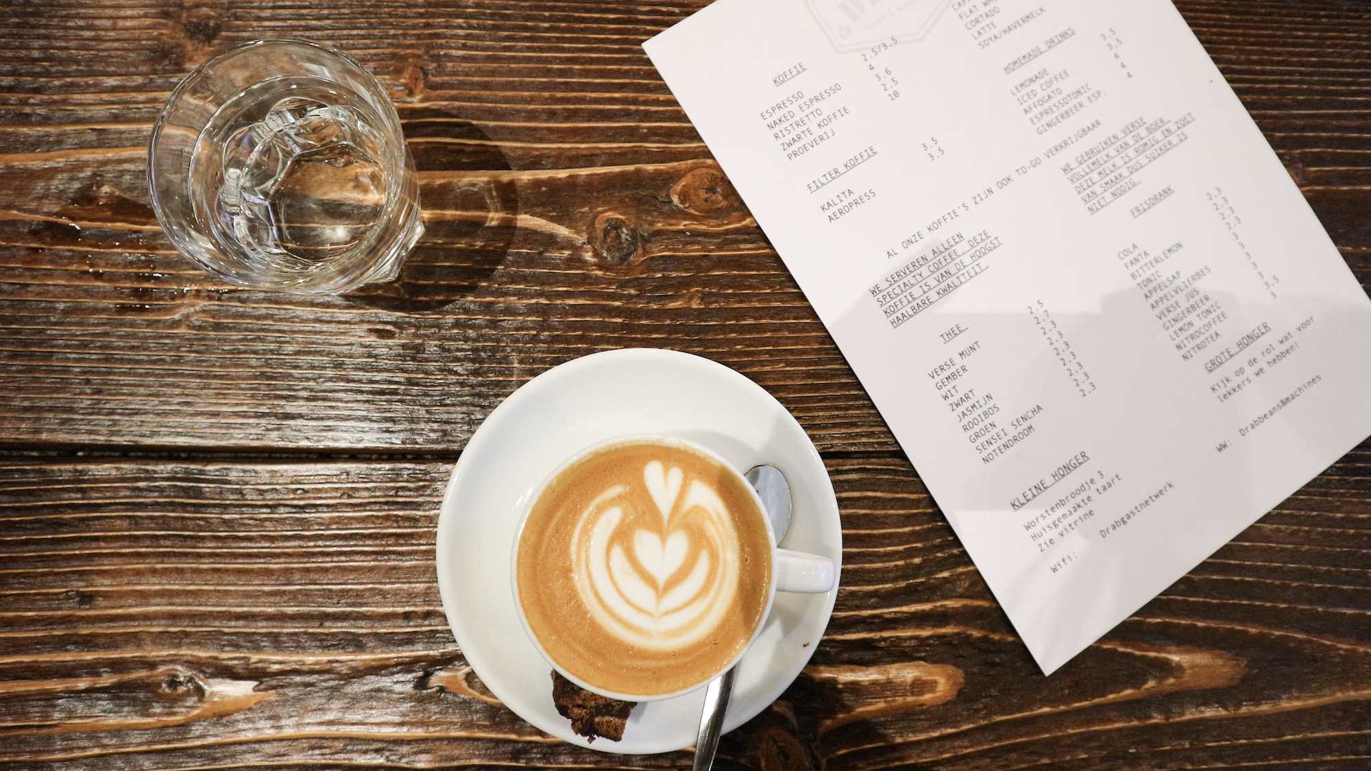 Drab Coffee Den Bosch