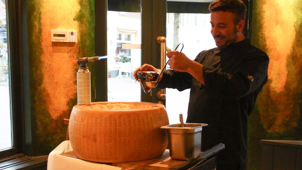 Vincenzo's Osteria
