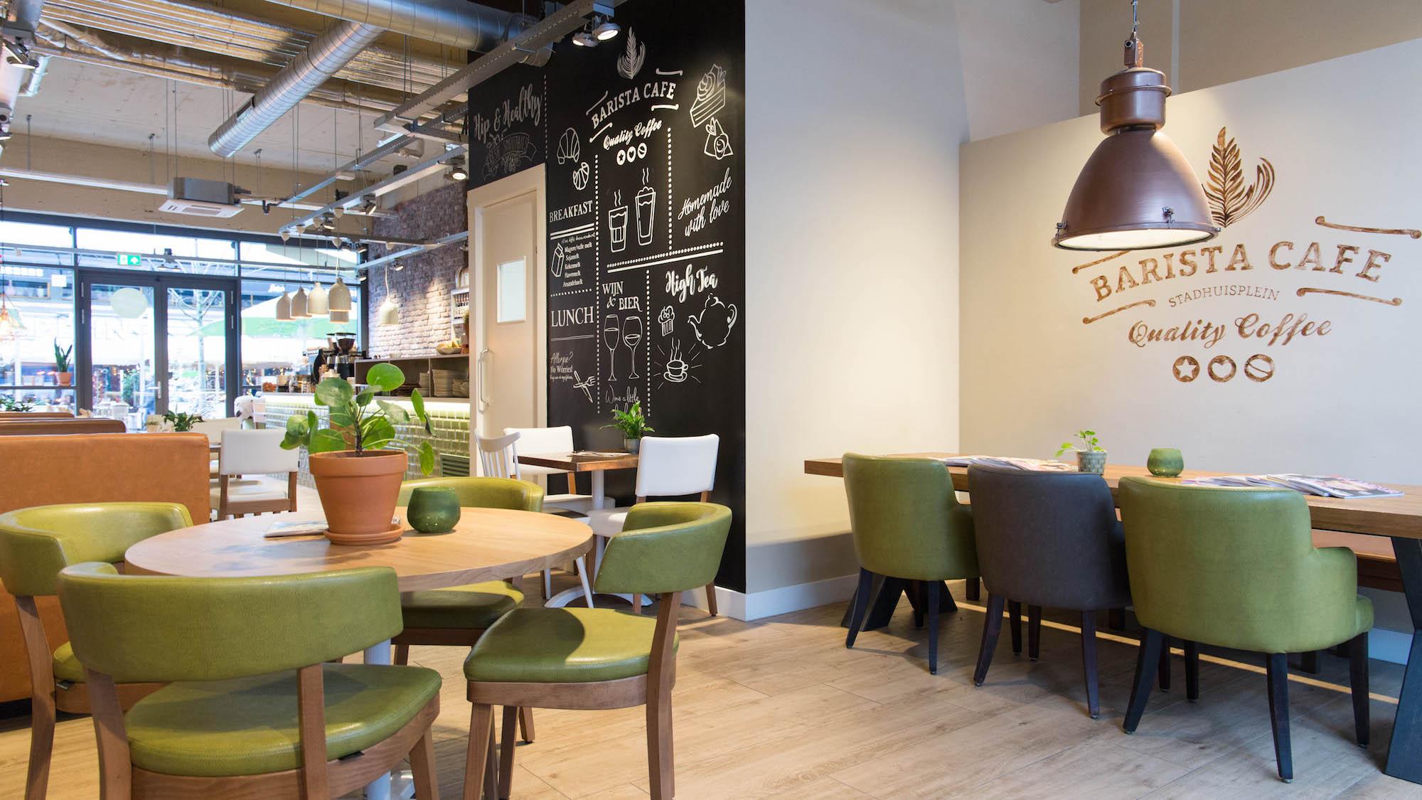 Barista Café Rotterdam