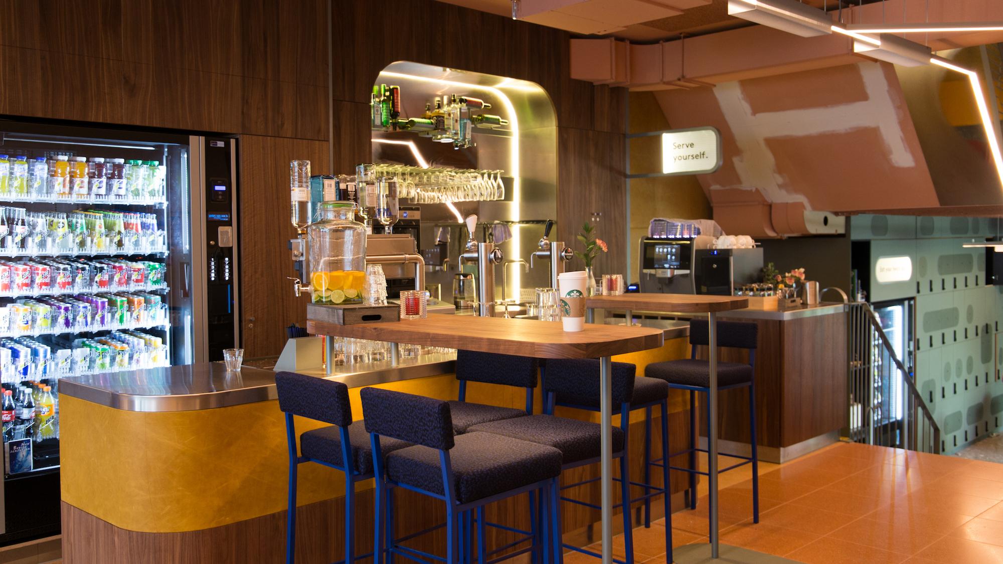 CityHub bar