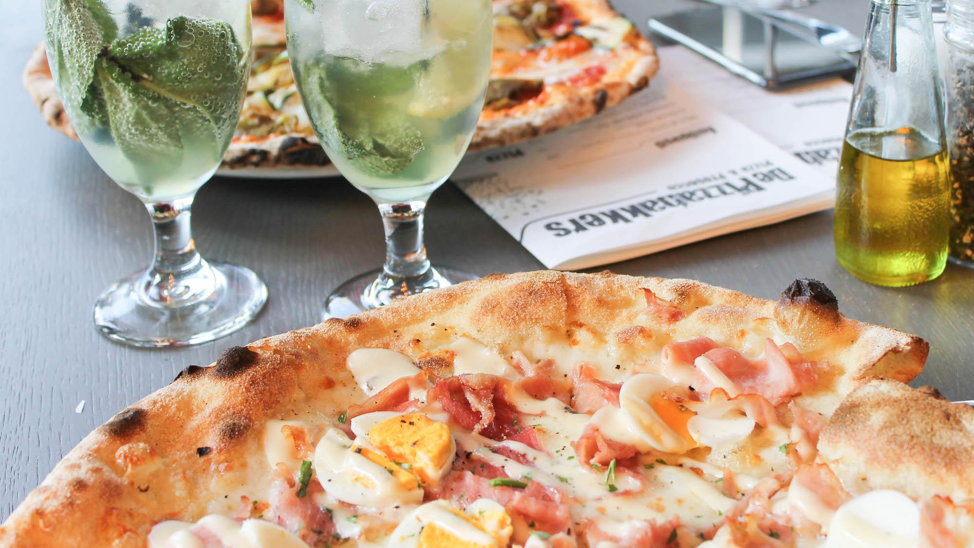 De Pizzabakkers Rotterdam