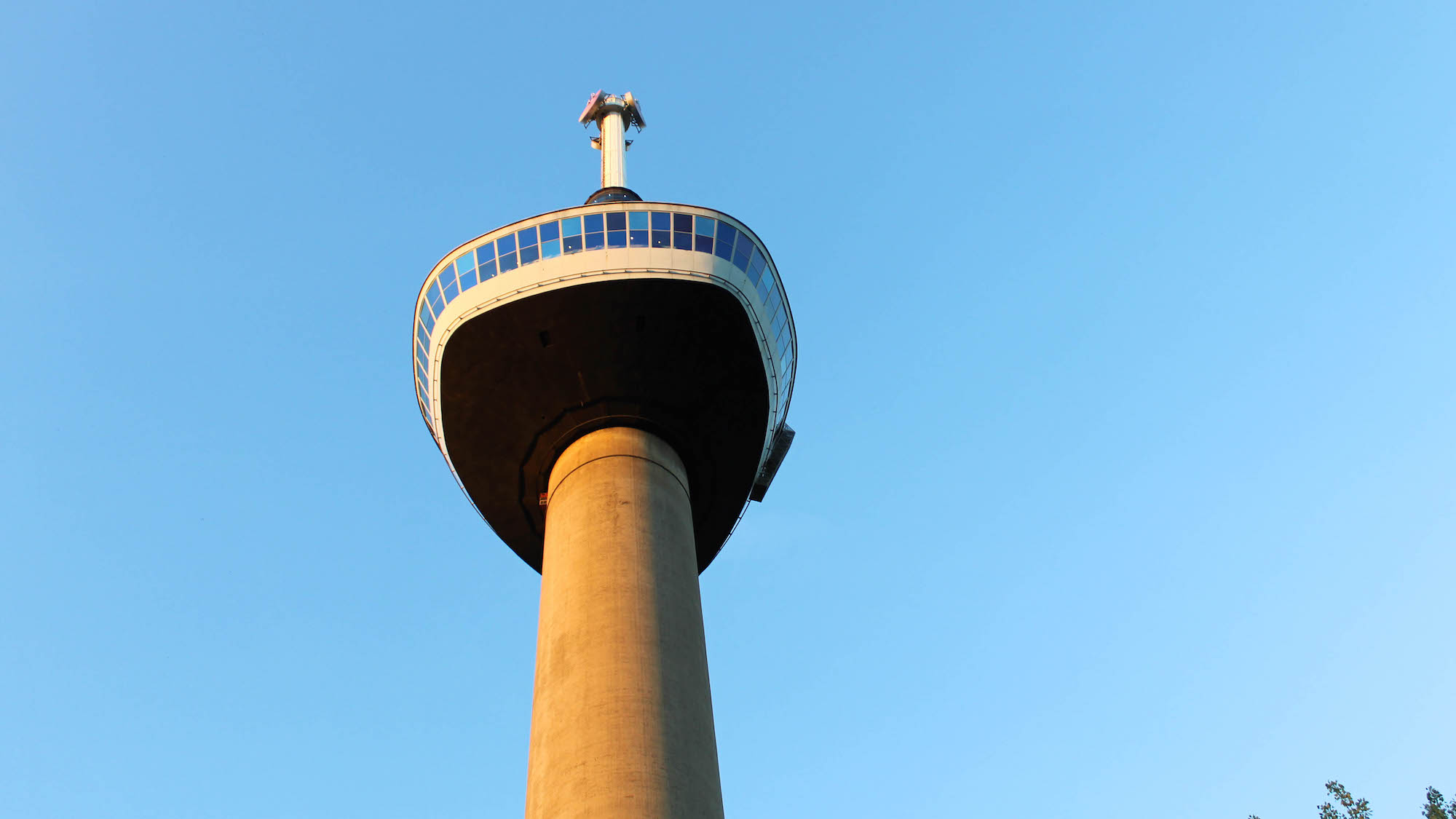 Euromast persdiner Rotterdam