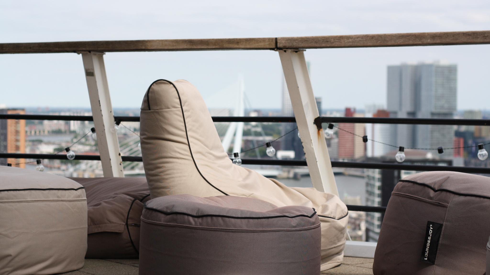 rooftop bar Euromast Rotterdam