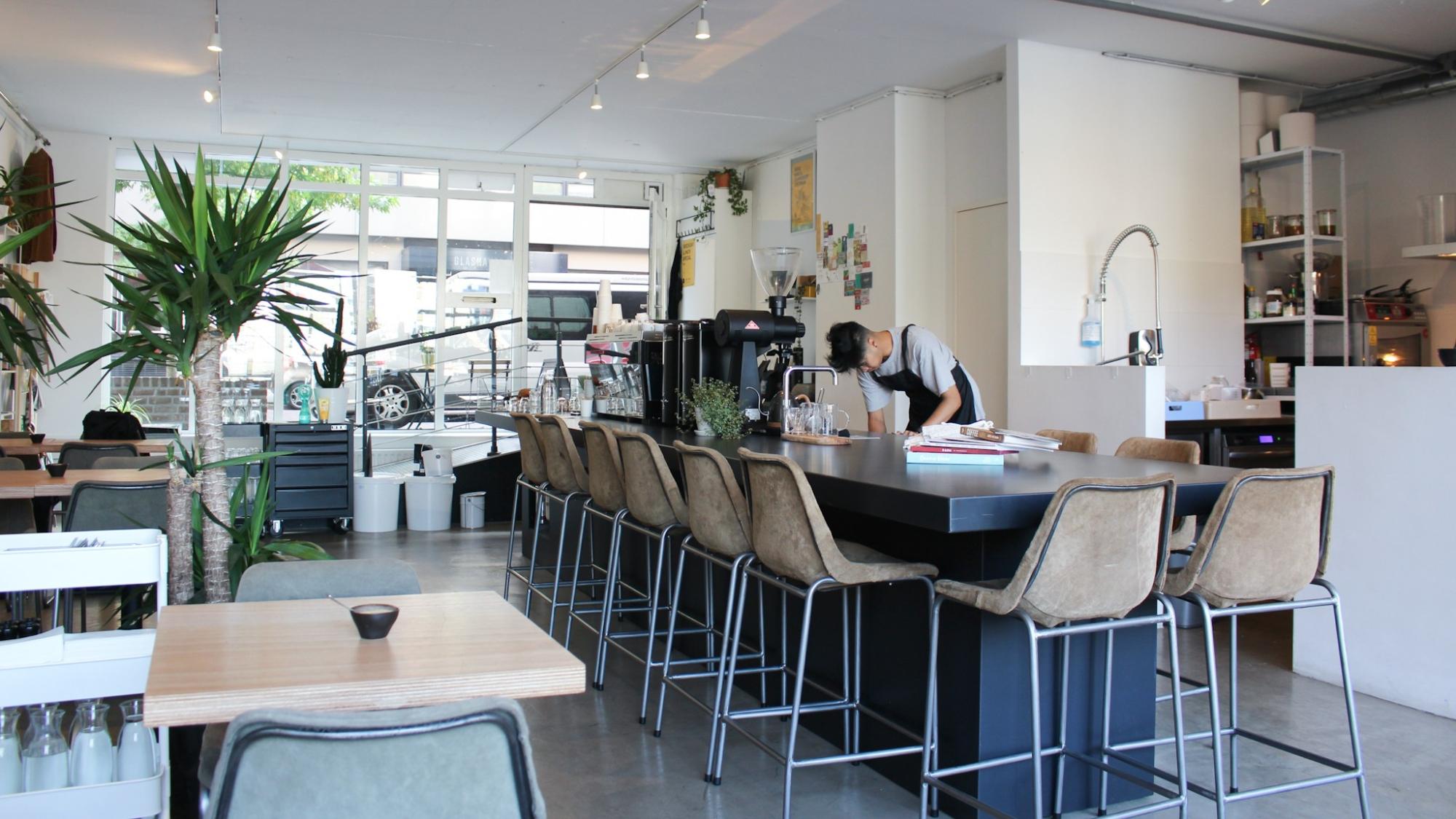Hotspot Harvest Coffee Brewers Rotterdam