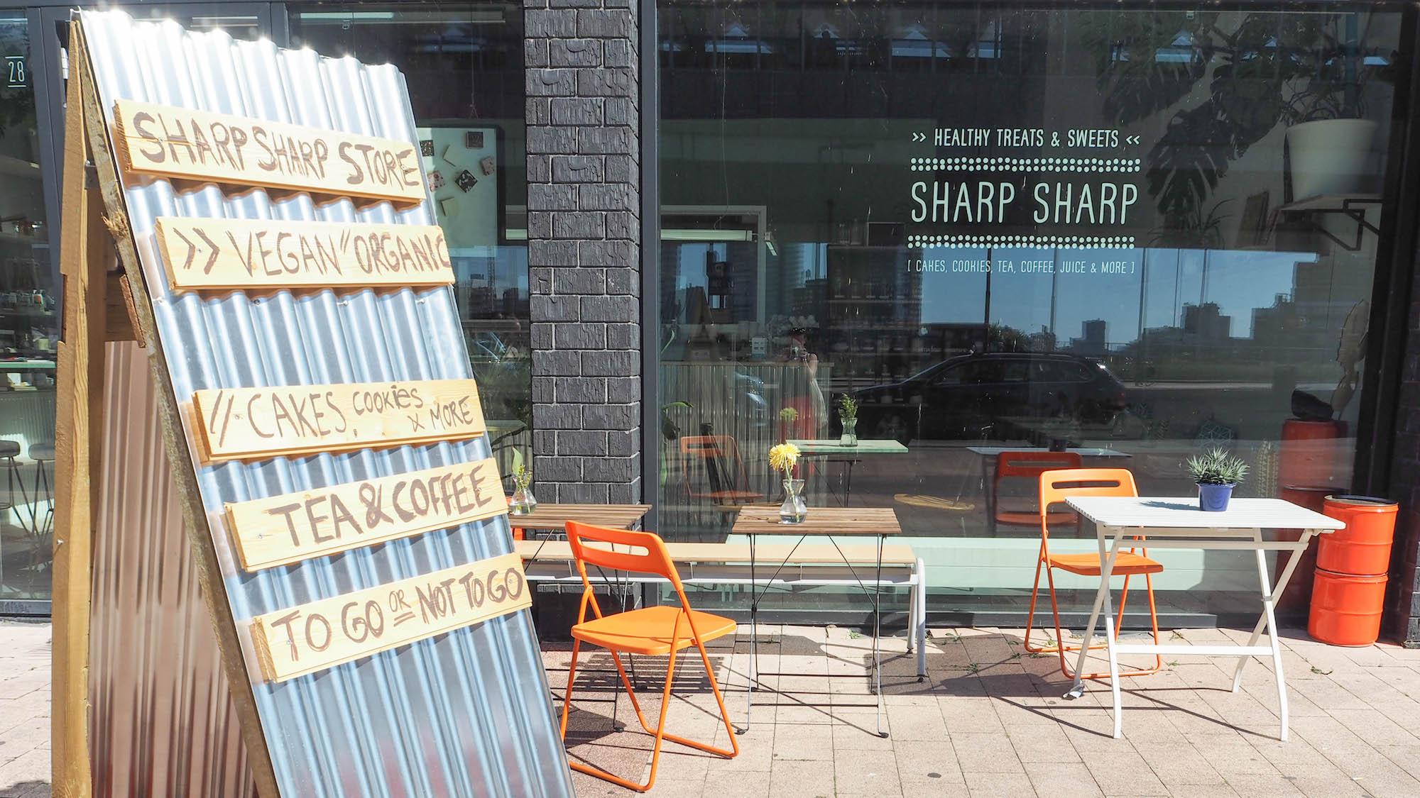 Sharp Sharp Rotterdam
