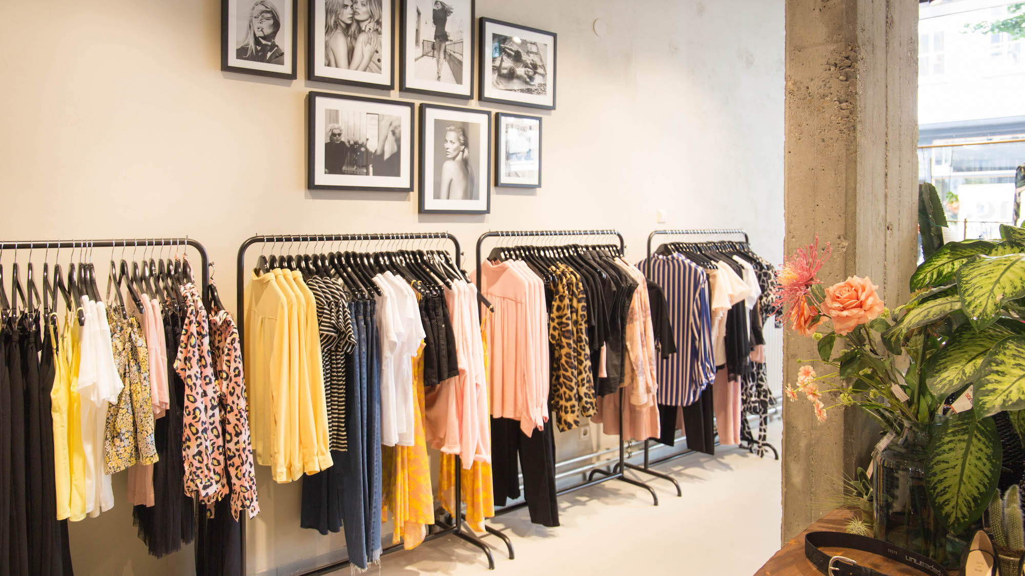 Unconventional Wardrobe: The Fashion Boutique