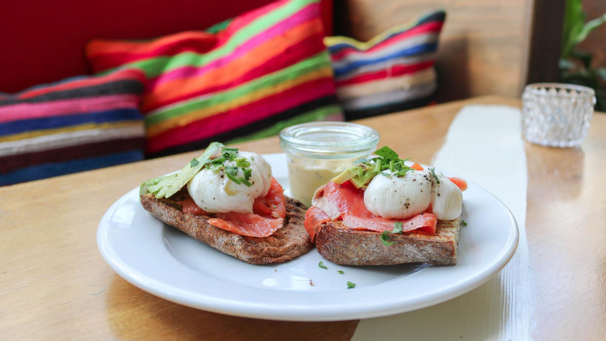 Karibu Eggs