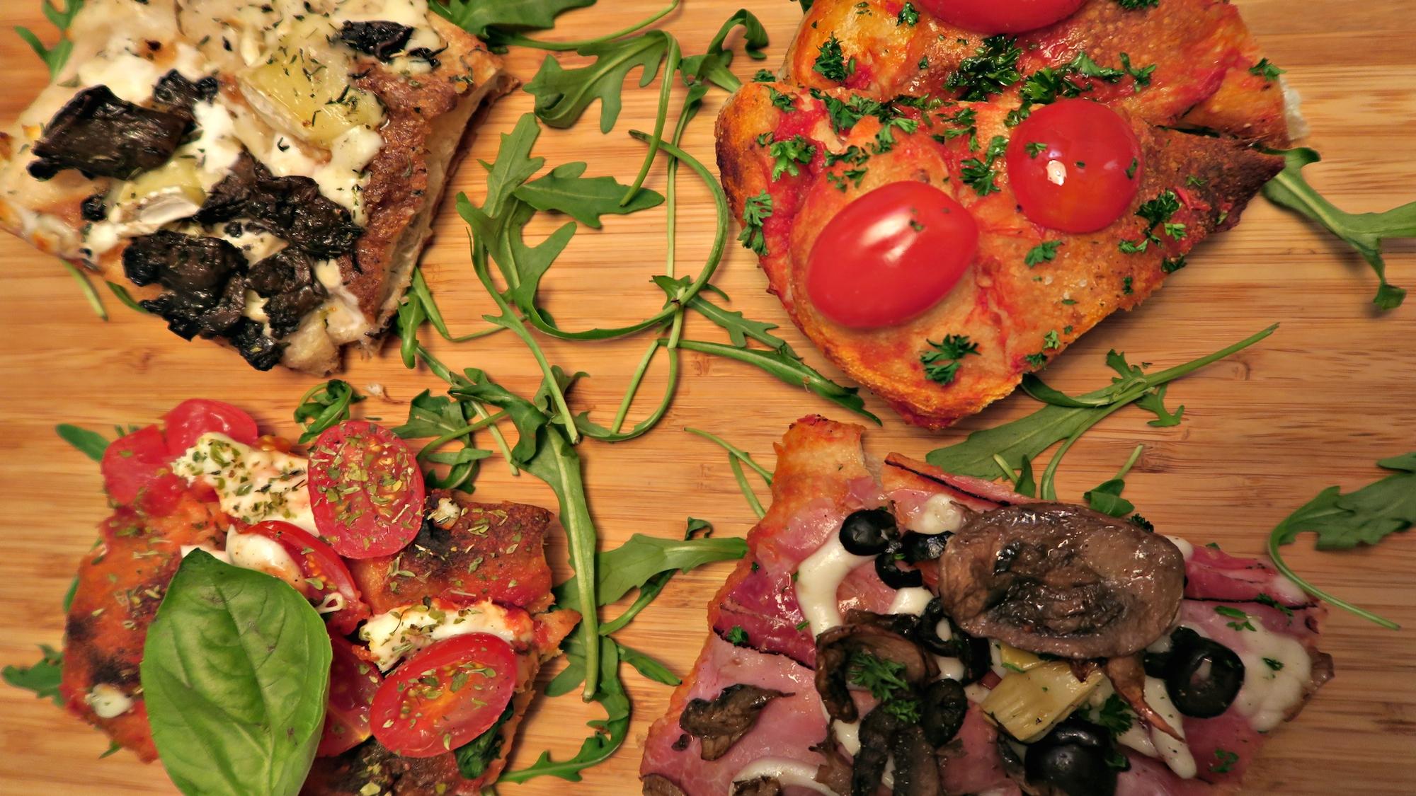Sugo Utrecht pizza