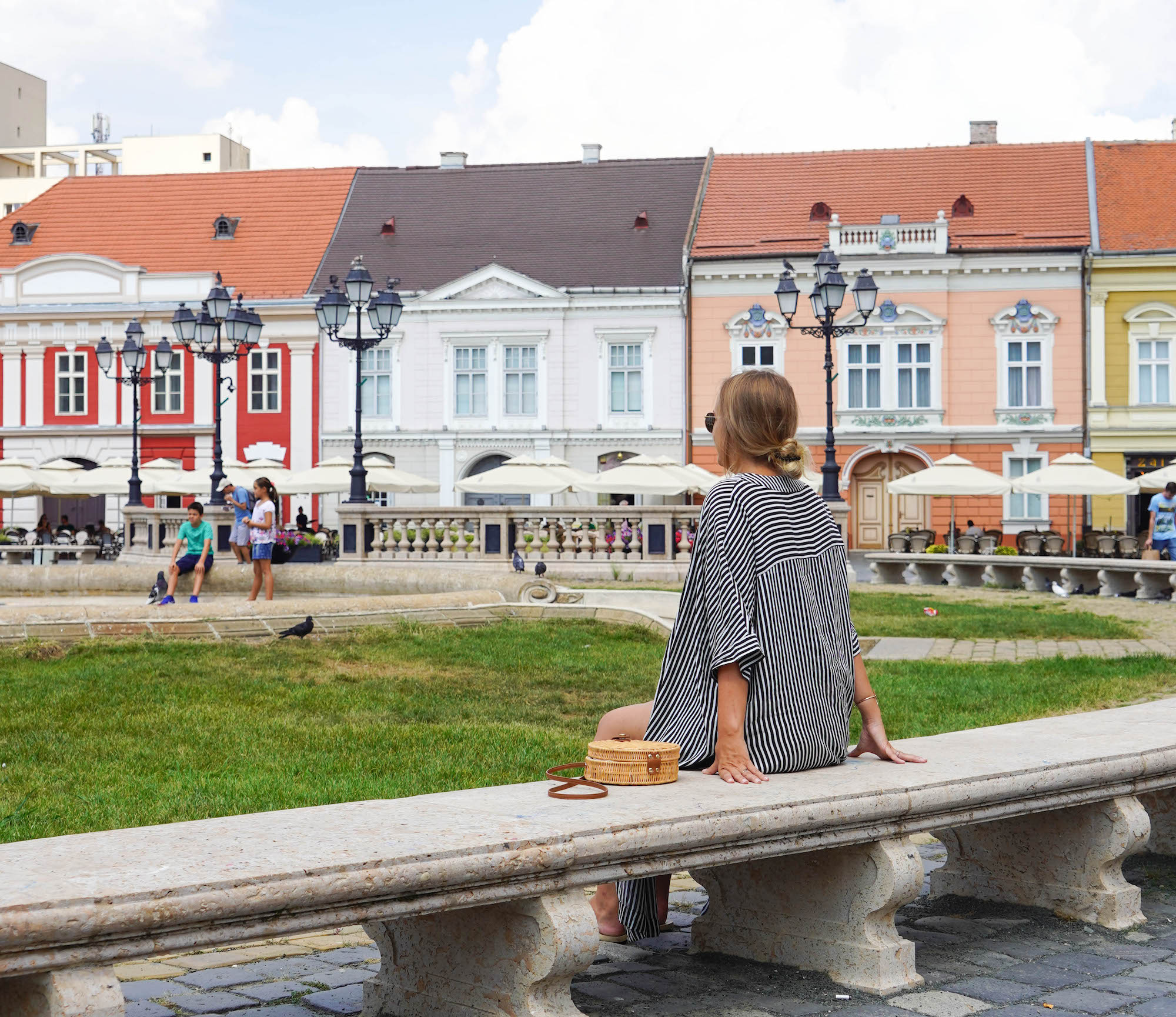 Union Square (Piata Unirii) Timisoara
