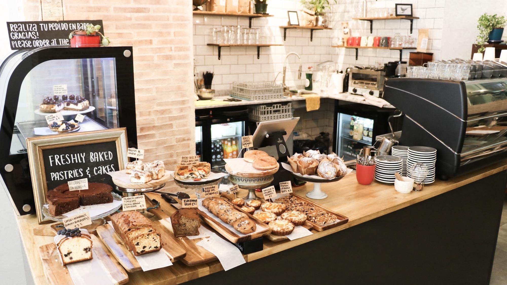 Ontbijt Valencia