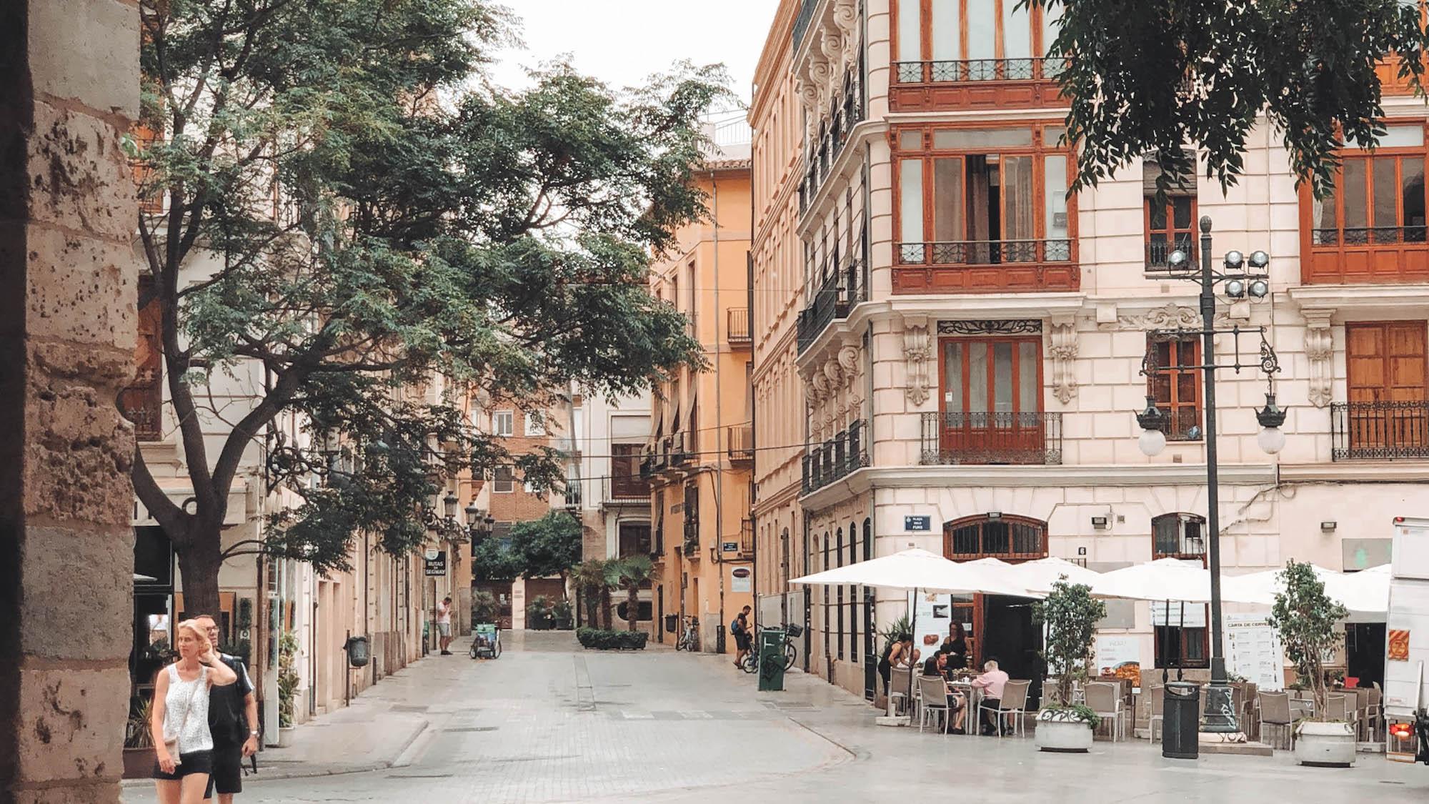 Stadspoort El Carmen Valencia