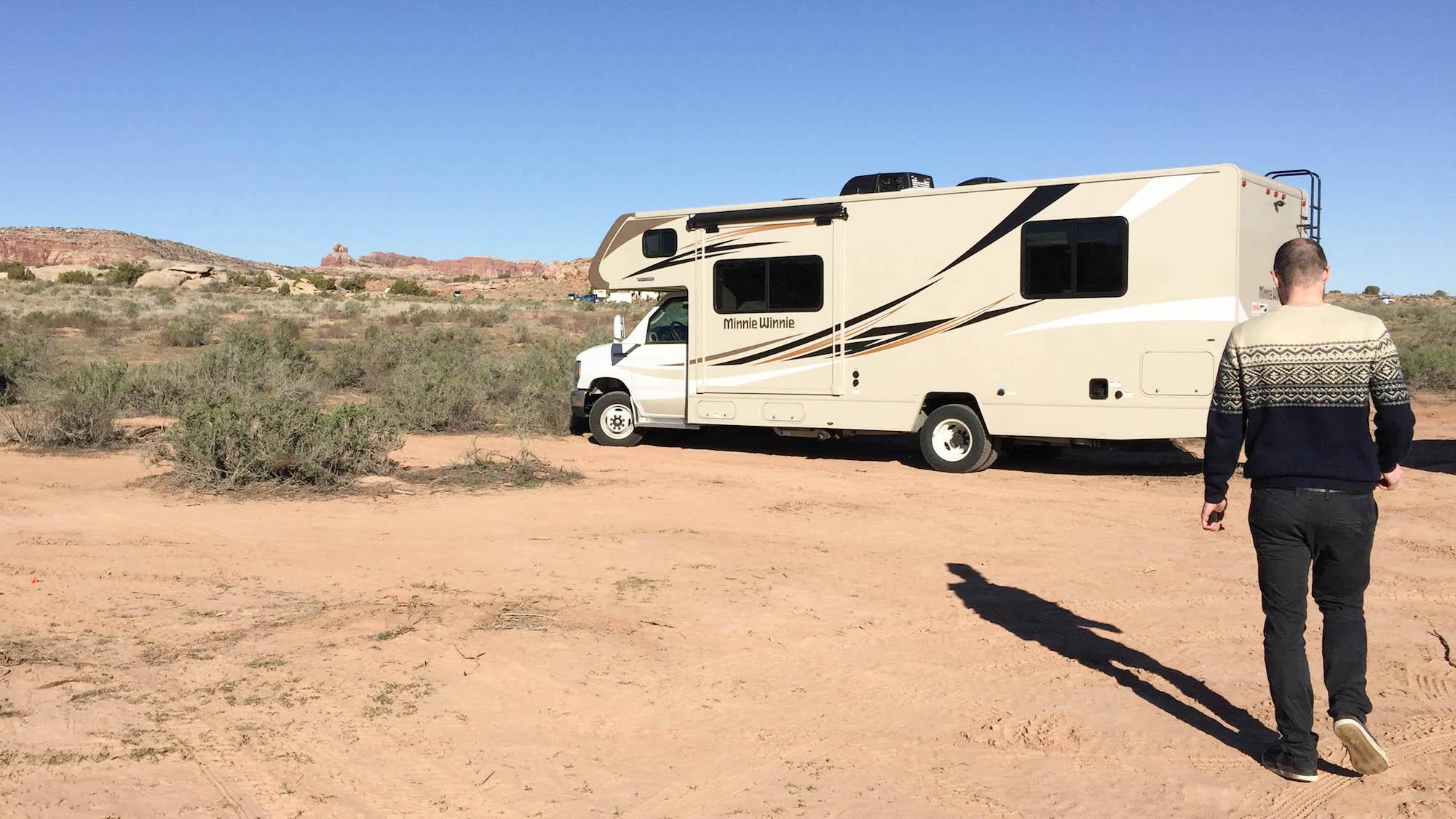 Moab, Verenigde Staten